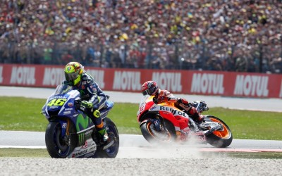 Marquez, Rossi, Assen – What's the Fuss???