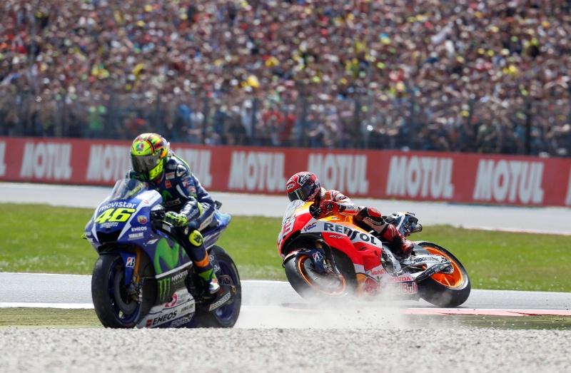 Marquez, Rossi, Assen – What's the Fuss???